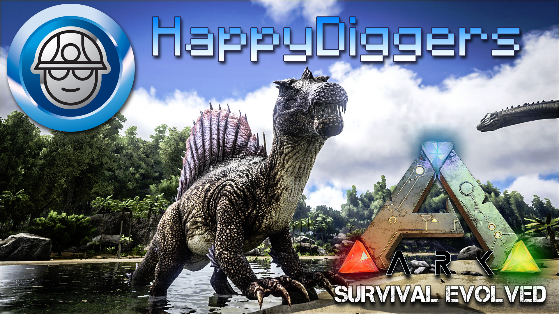 Happydiggers ark survival evolved servers malvernweather Image collections