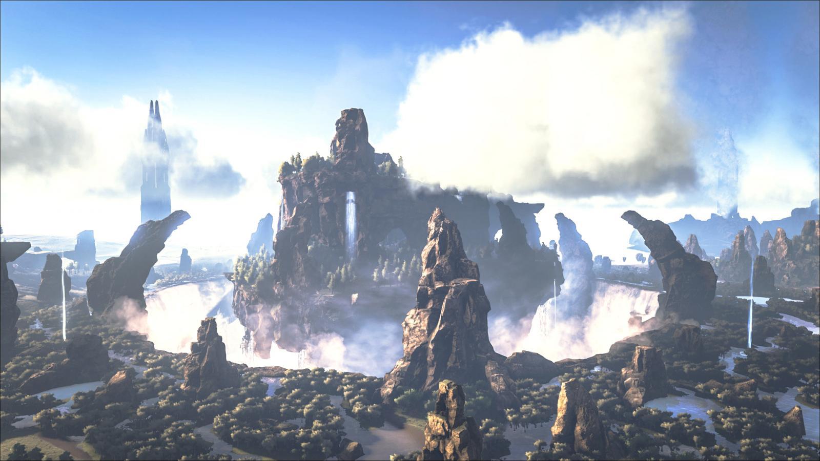 Name:  ARK Survival Evolved - The Center.jpg Views: 719 Size:  142.7 KB